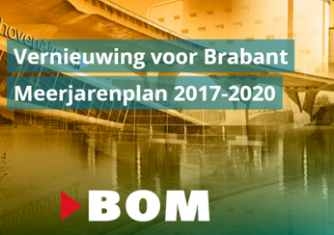 Ezine: ambities BOM 2017-2020 in een notendop