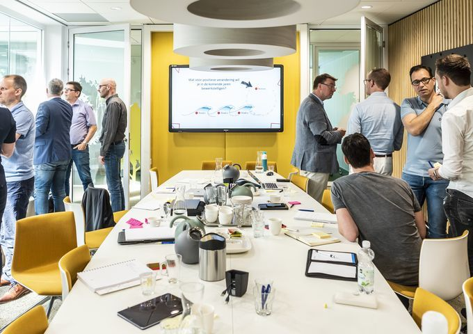 Blog: behind the scenes van het Investor Readiness Programma