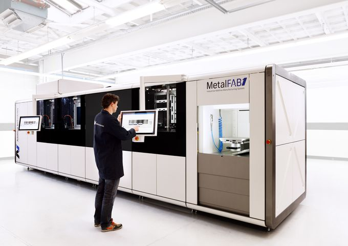 10 miljoen euro voor internationale groei Additive Industries