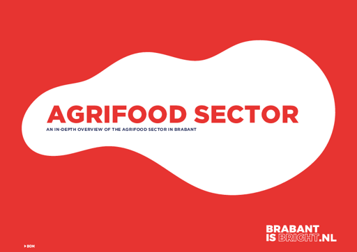 In-depth overview Agrifood Sector in Brabant (Netherlands)