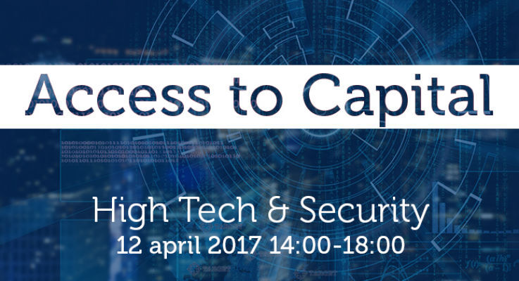 Access to Capital day High Tech & Security