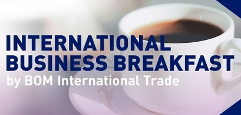 International Business Breakfast - Israël